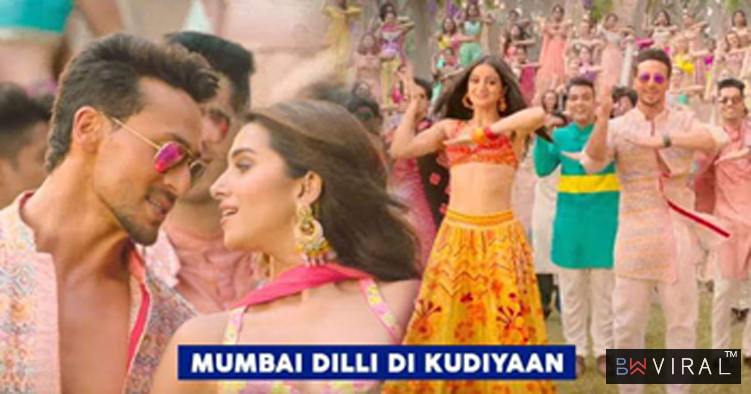 'Mumbai Dilli Di Kudiyaan' New Song Launch Of Student Of The Year 2