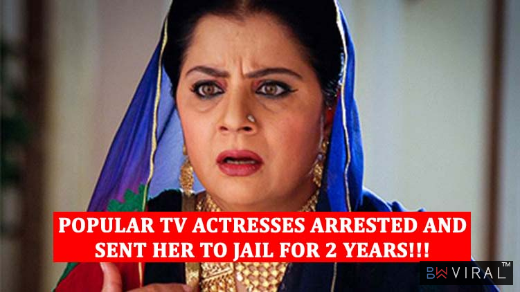 TV actress Alka Kaushal from Bajarangi Bhaijaan and Qubool Hain Jailed For Next 2 Years!