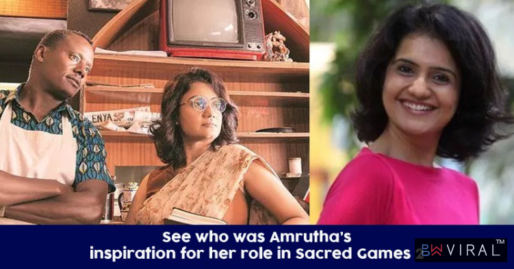 Amruta Subhash Opens Up About Her Role As A RAW Agent In Sacred Games 2