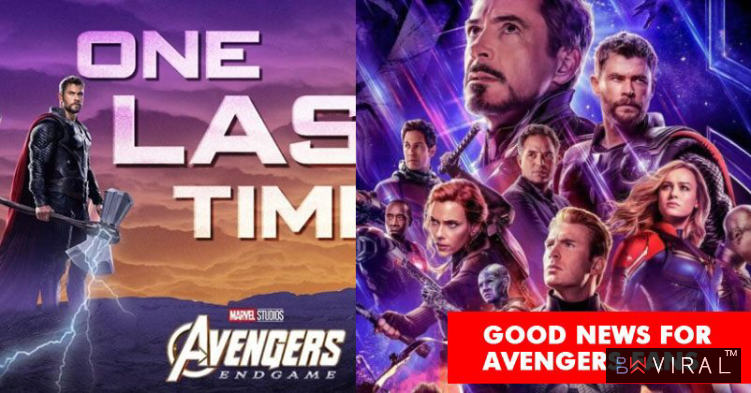 Avengers: Endgame Extended Version Is All Set To Hit The Theaters In India