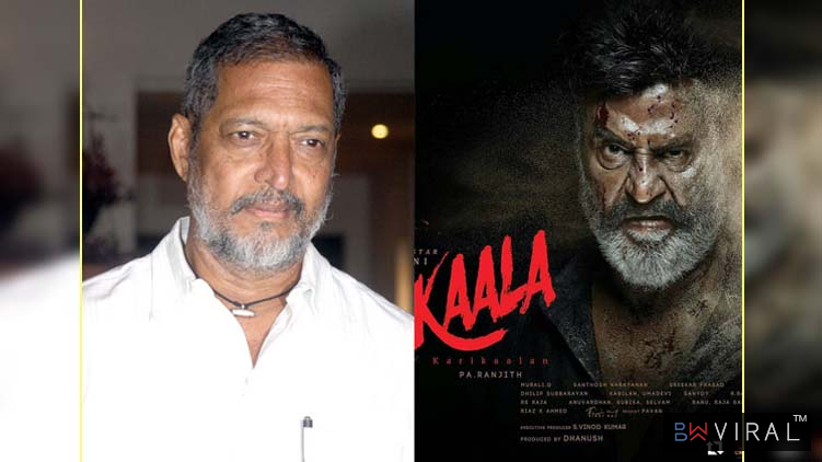 Nana Patekar Joins Cast of Rajinikanth's Kaala Karikaalan.