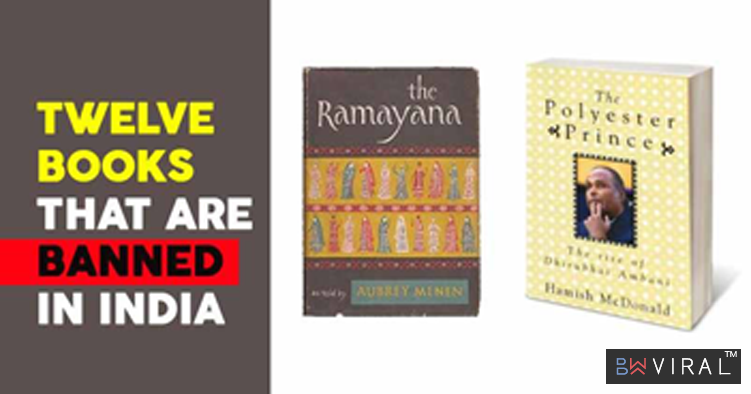 12 Books That Are Banned In India And Why