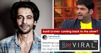 Sunil Grover's Cryptic Tweet Gives Hint On Guthi's Return To The Kapil Sharma Show