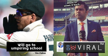 Aakash Chopra Trolled Tim Paine Over DRS Issue, Asked Him To Become A Student Of MS Dhoni