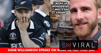 "Kane Williamson Recalls World Cup Loss As A ""Bad Dream"", AB De Villiers's Gave A Warm Reply"