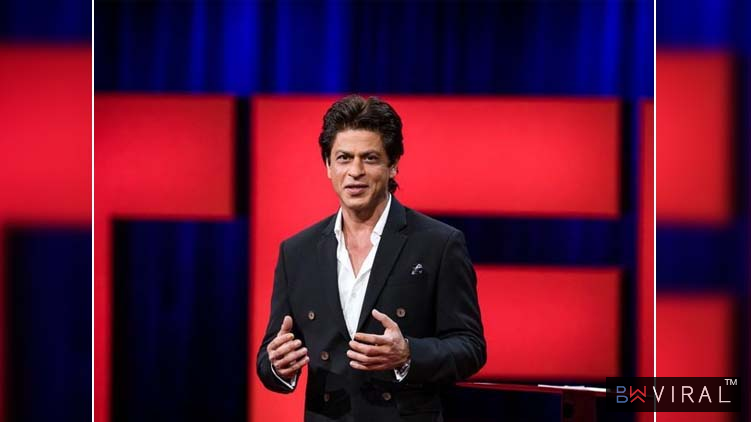 Shah Rukh Khan: Delivering a speech is not an easy task - 2017