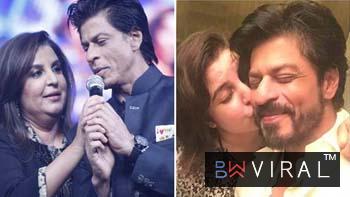 Farah Khan and Shah Rukh Khan's Twitter conversation hints at a sequel to Om Shanti Om,