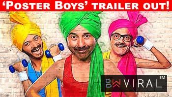 Sunny Deol, Bobby Deol and Shreyas Talpade's 'Poster Boys' trailer out!