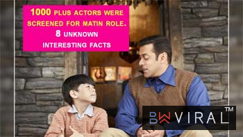 NO ONE HAS AN IDEA ON THESE 8 UNKNOWN FACTS OF MOVIE TUBELIGHT