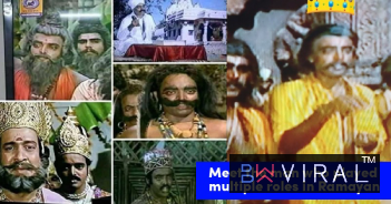 Meet Aslam Khan, The Actor Who Has Played Many Roles In Ramanand Sagar's Ramayana
