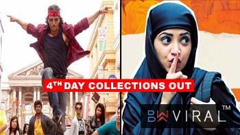 4th Day Collections Of Munna Michael & Lipstick Under My Burkha Are Out!